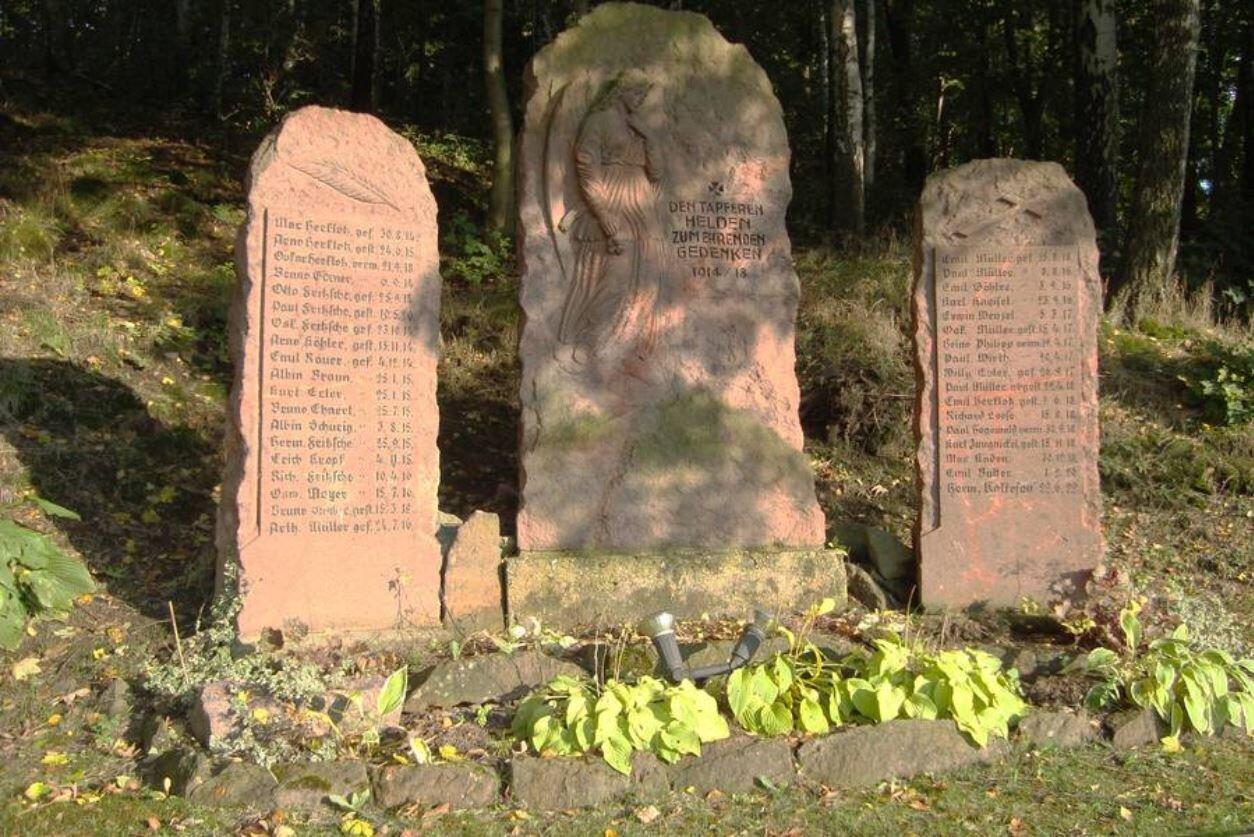 Denkmal_1WK_Friedebach