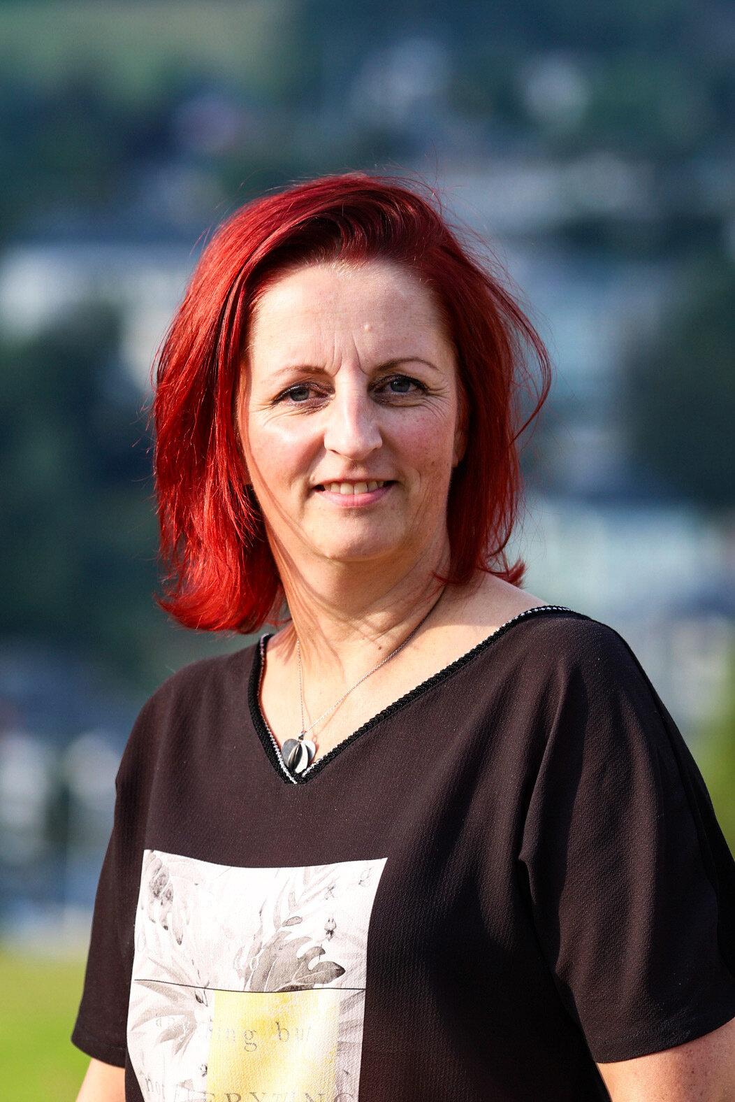Annett Benkert