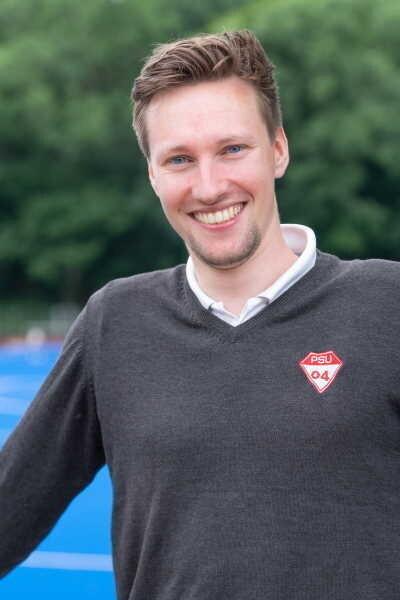 Tim Uschkoreit, Trainer, © Potsdamer Sport-Union 04 e.V.