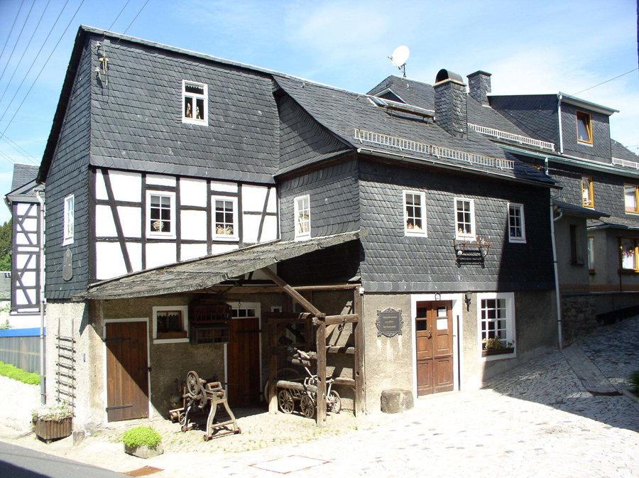 "Heimatmuseum ""Zur alten Dorfschmiede"""