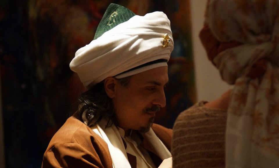 Sheik seitlich