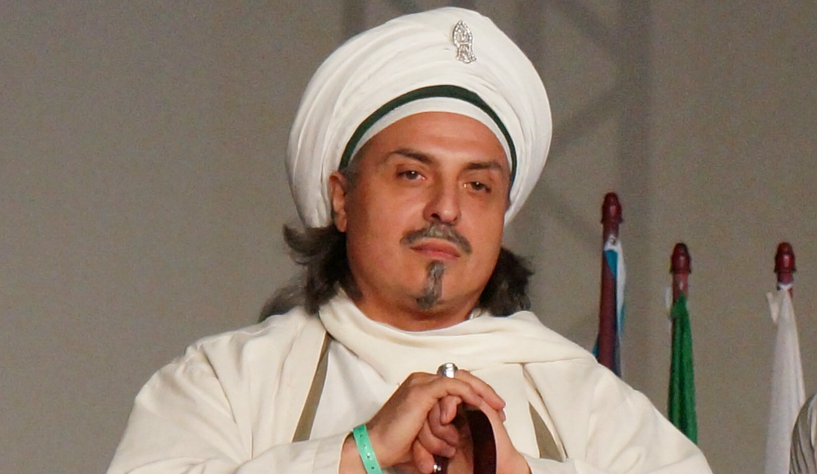 Sheik in weiß