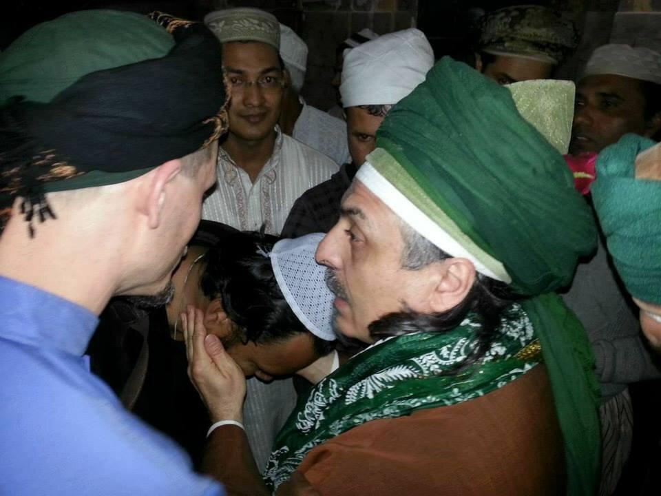 Sheik in Diskussion