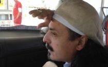 Sheik im Auto