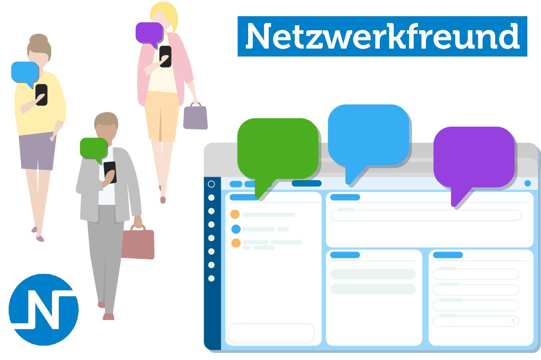 Netzwerkfreund Messaging