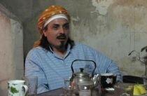 Sheik beim Tee