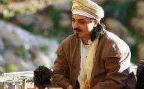 Sheik schaut