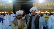 Direkt vor der Kaaba