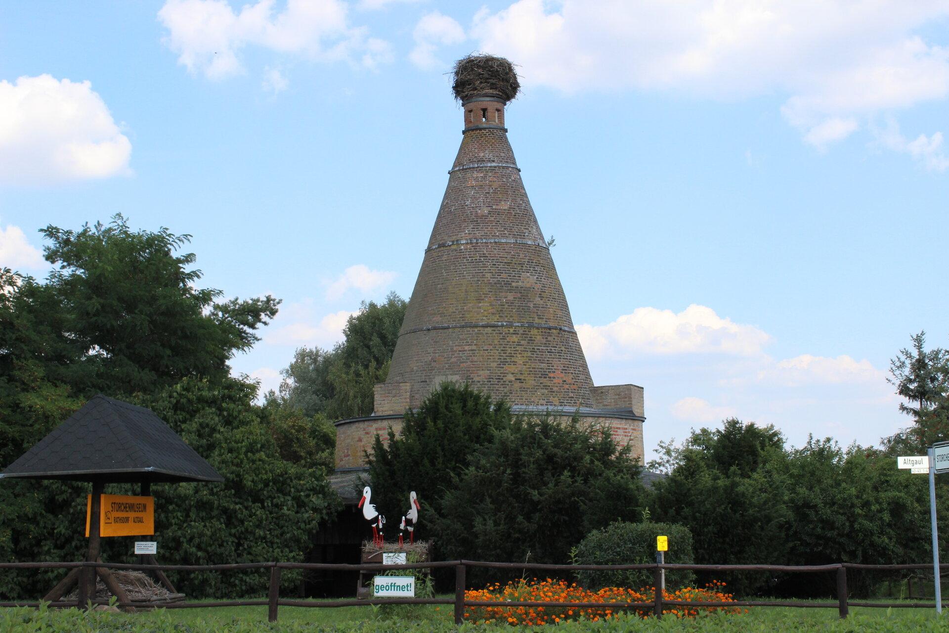 Storchenturm Rathsdorf