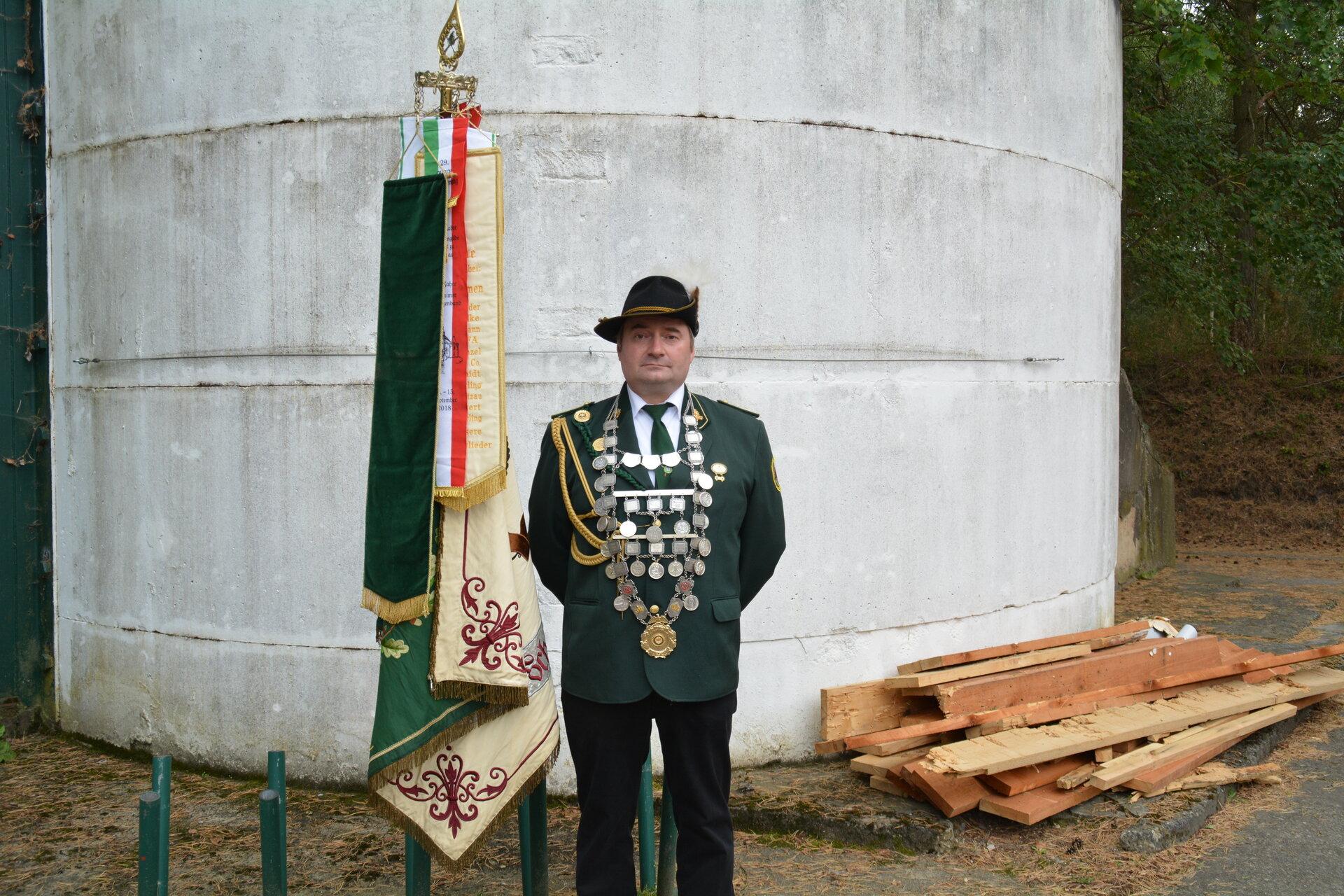 Schützenkönig 2020