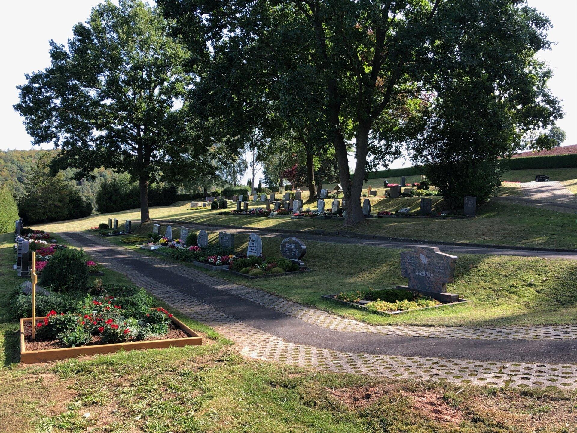 Friedhof Hattenbach