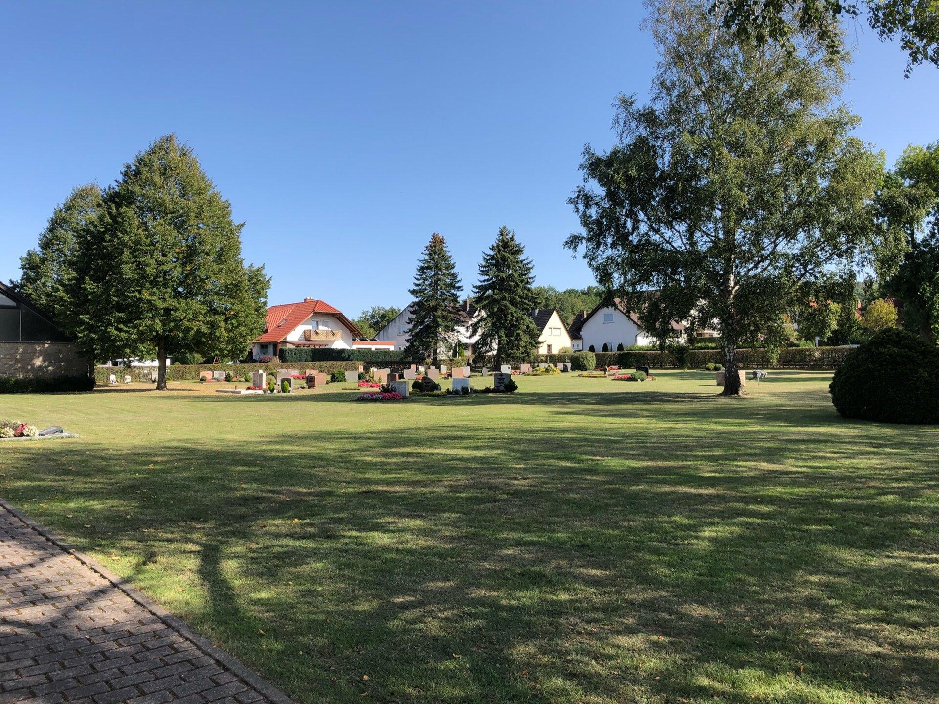 Friedhof Kerspenhausen