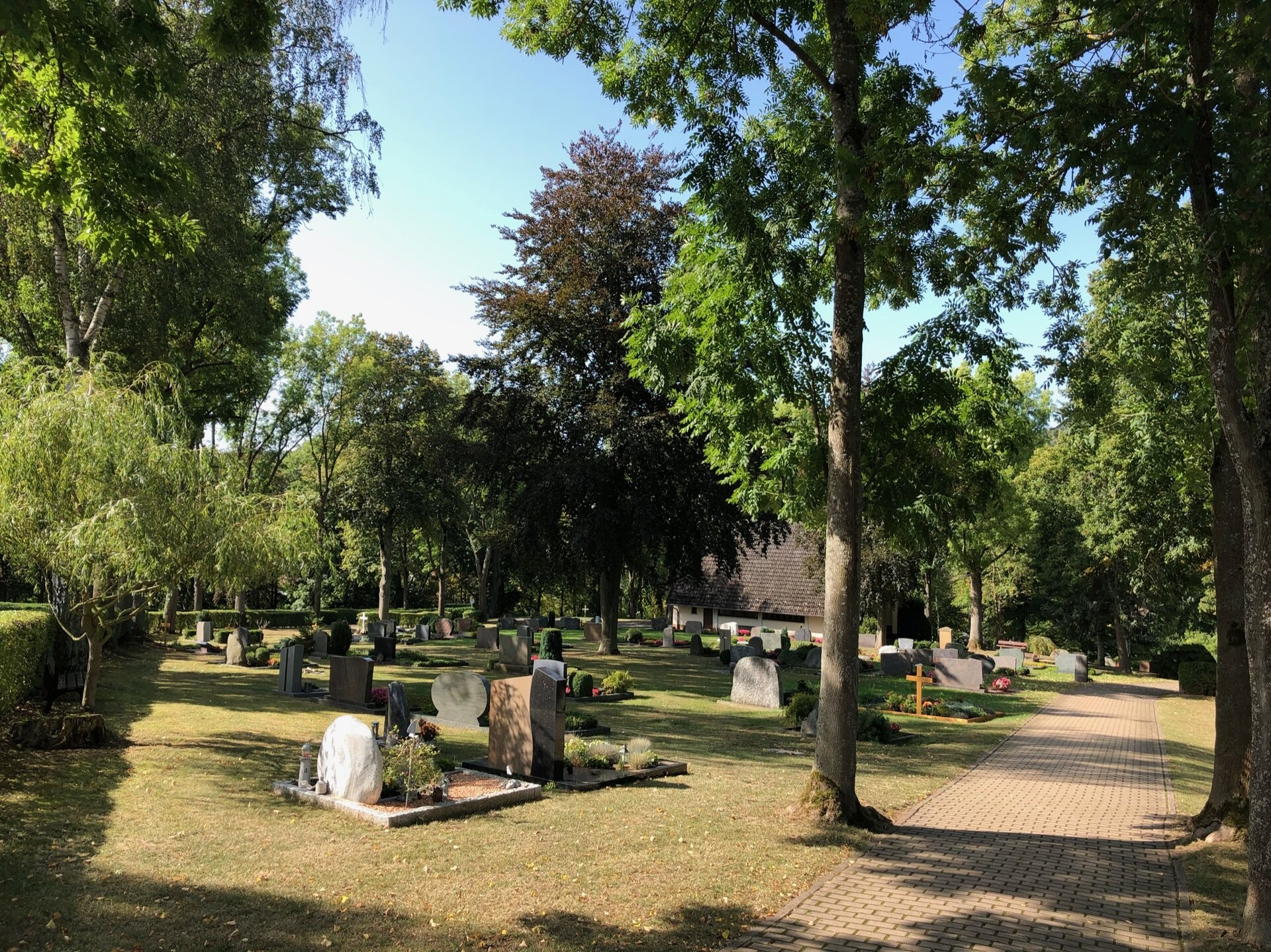 Friedhof Niederaula