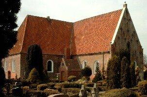 St.-Laurentius-Kirche in Langenhorn