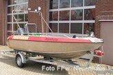 Rettungsboot mit Trailer RTB I