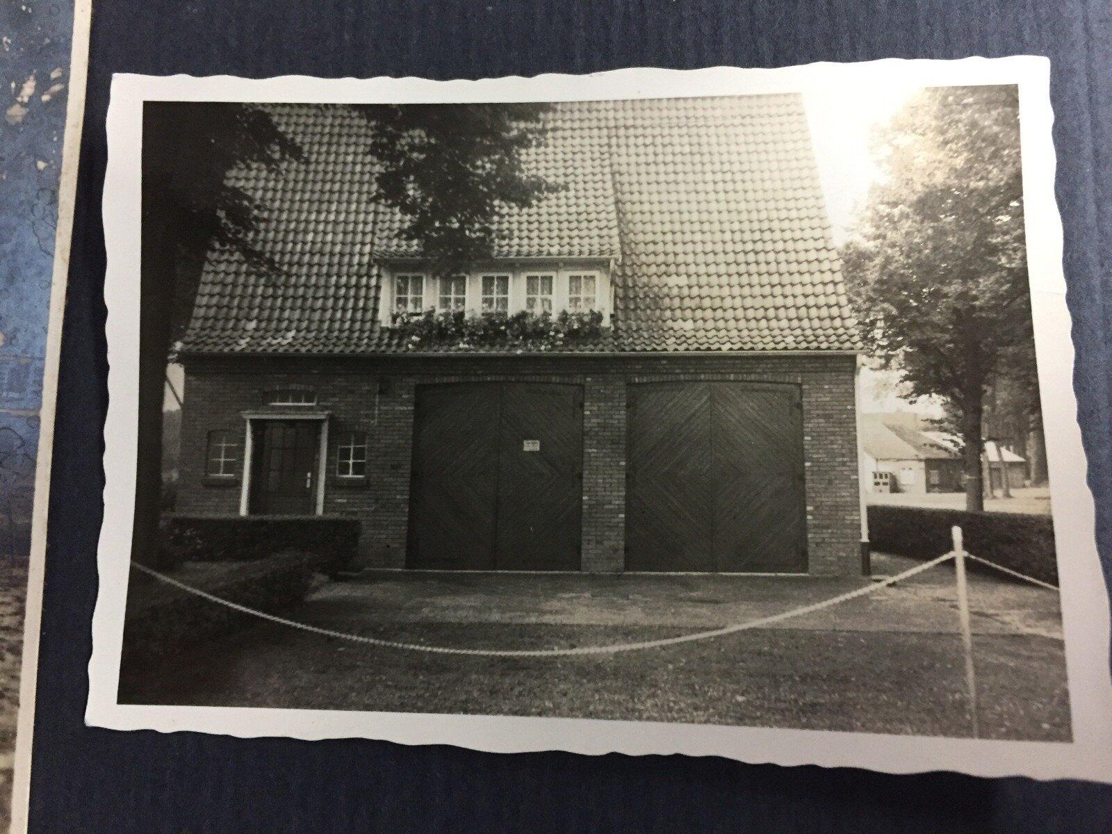 Spritzenhaus 1911