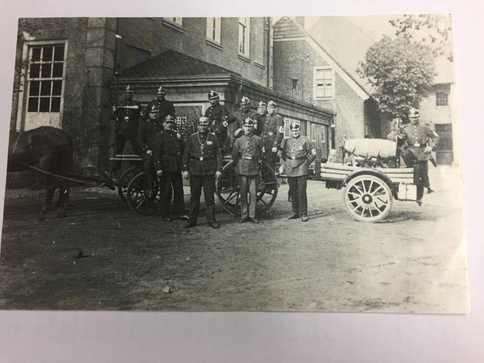 Pferdefuhrwerk 1929
