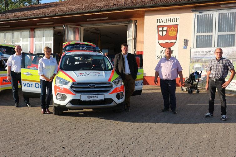Neues Fahrzeug für HvO Schondra