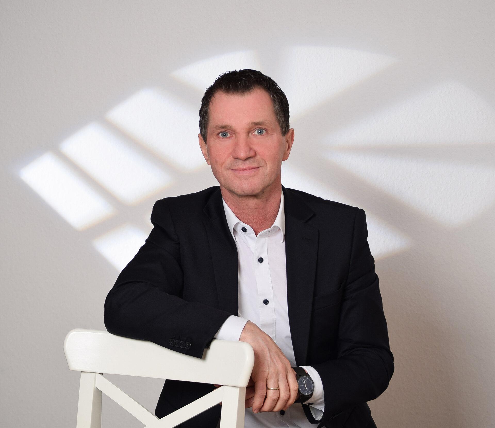 Bürgermeister Ralf Lehmann, Copyright Marlis Prawitz