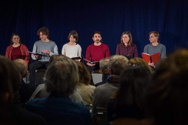 Wende einer Chronik (2019), Foto: Matthias Stange