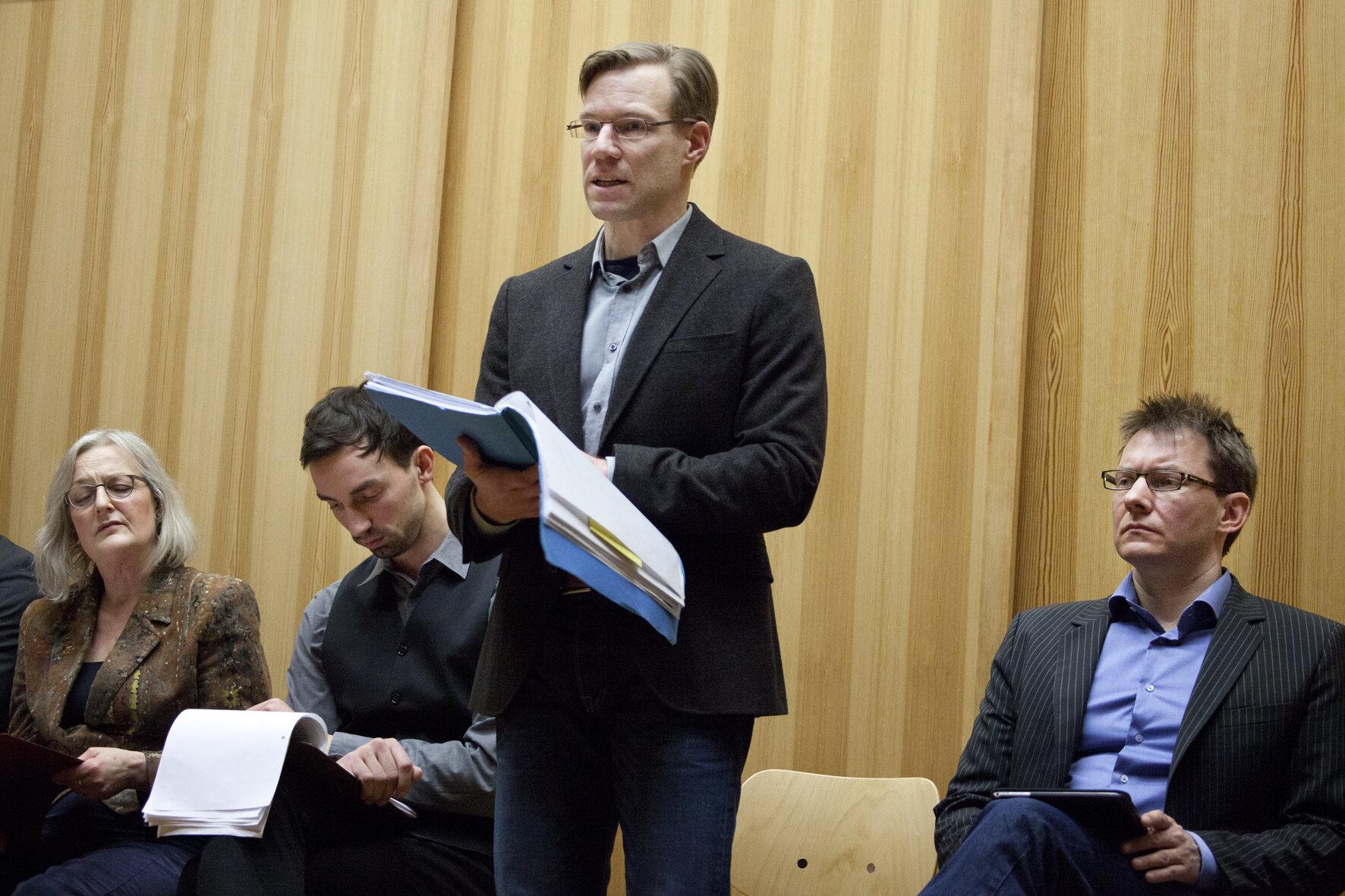 """Zur Endlösung der Zigeunerfrage (2015), Foto: André Wunstorf"""