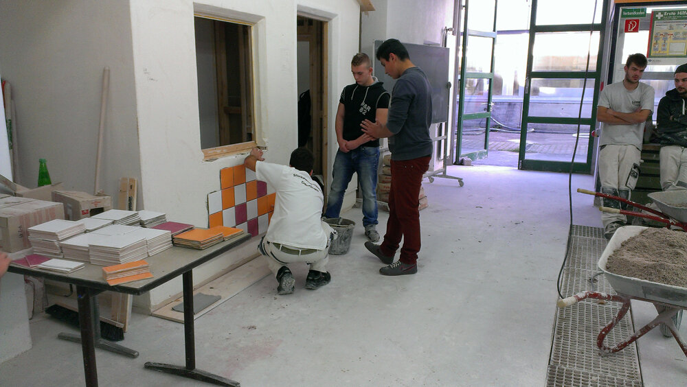 Infotag Bauausbildung