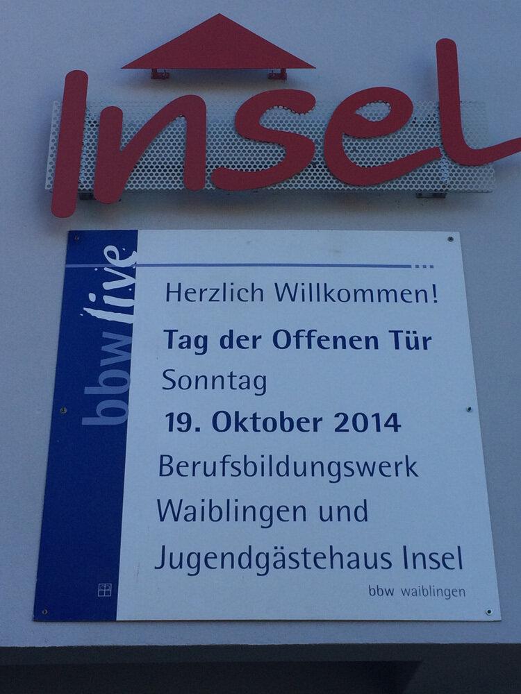 """Tag der offenen Tür"""" im BBW-Waiblingen"""