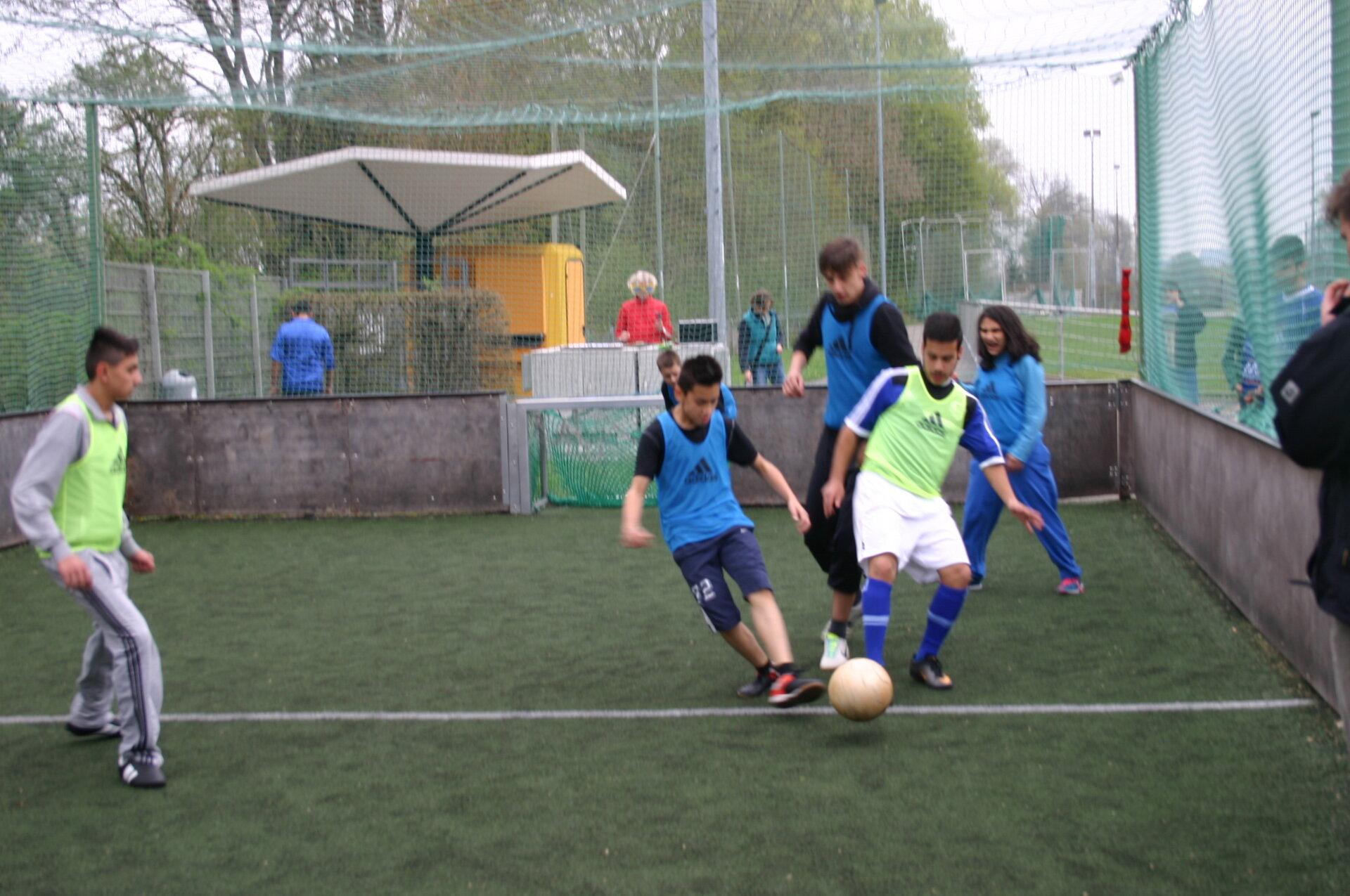WM-Schulturnier 2014