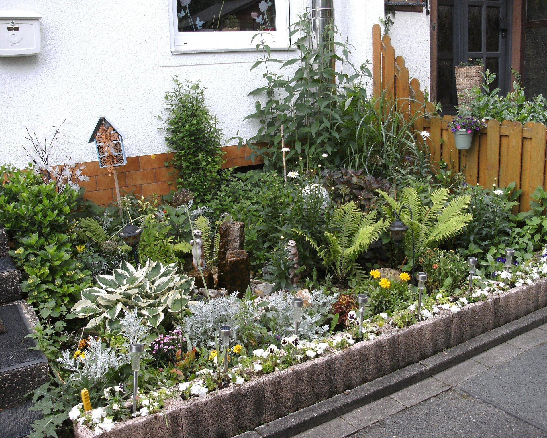 Vorgarten aus Wachenbuchen