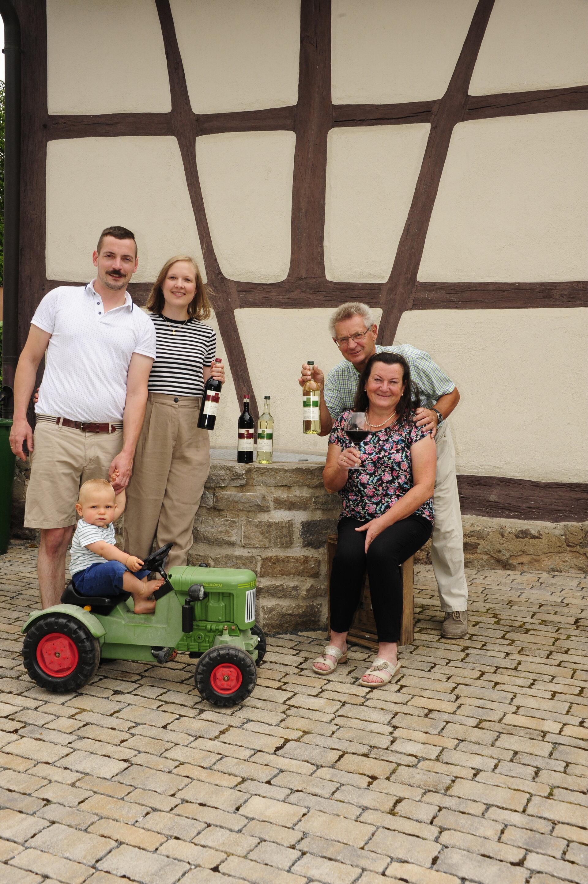 Familie Kundmüller
