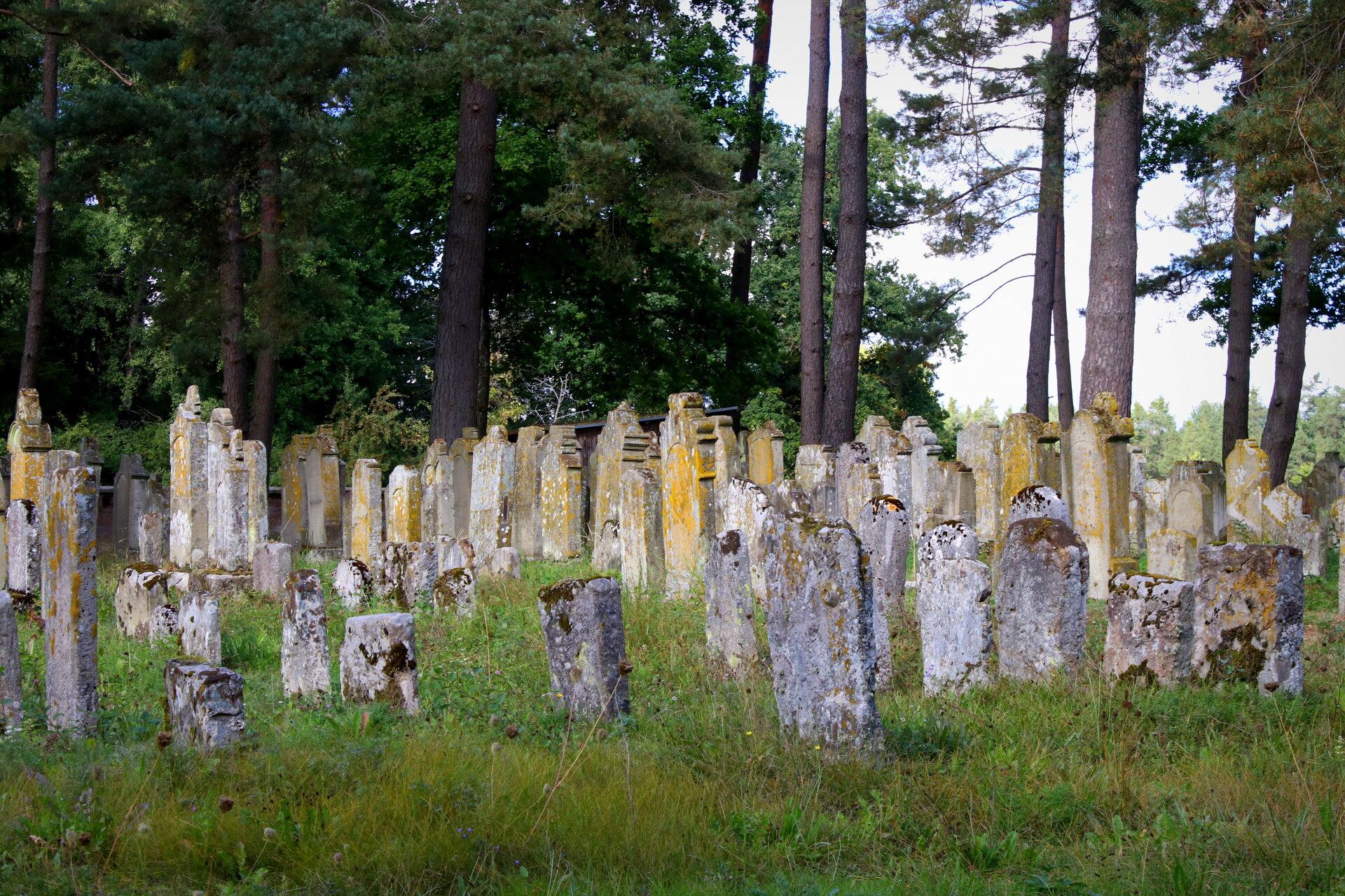 Jüdischer Friedhof Bechhofen