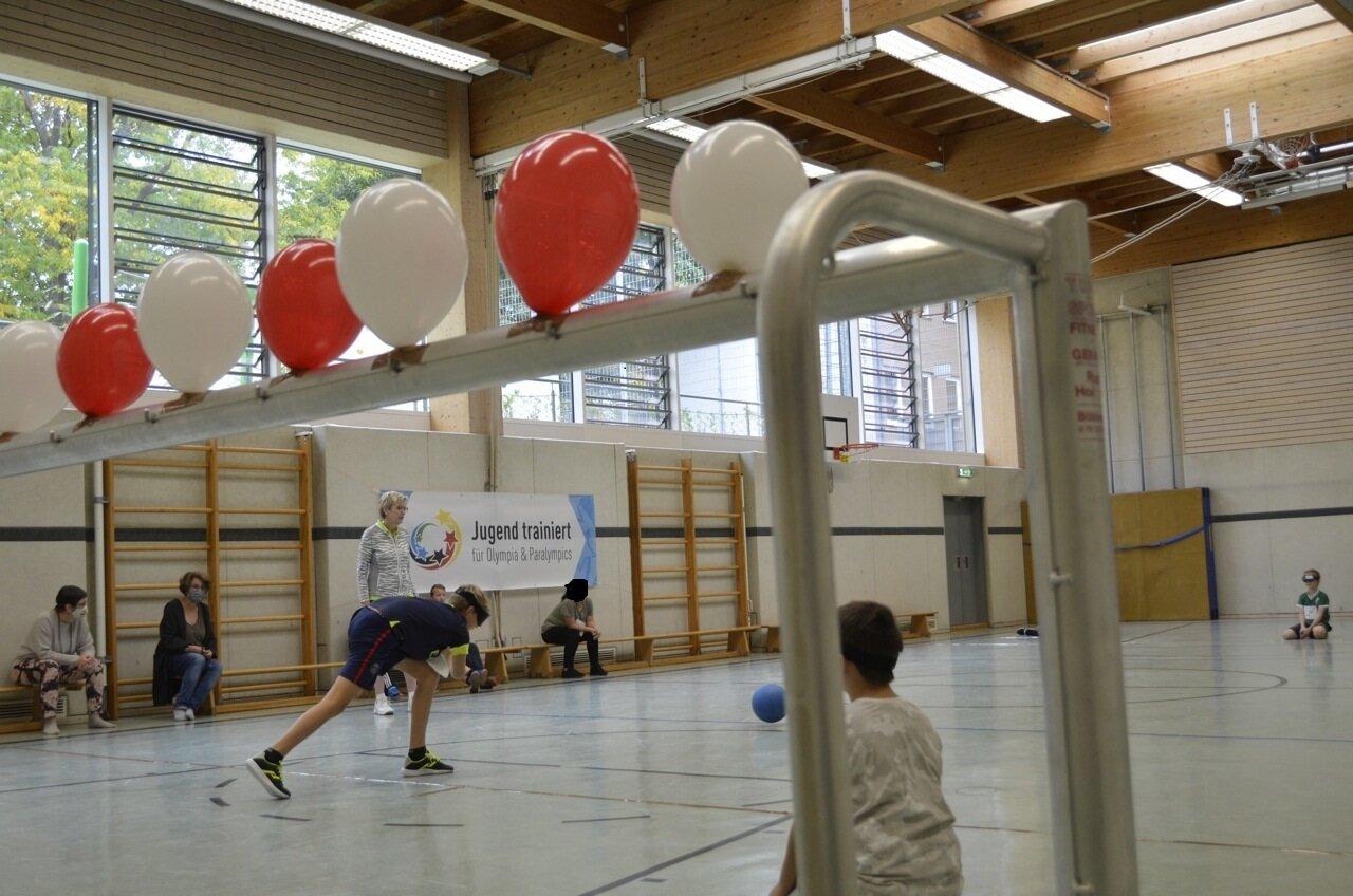 Bild 1 Goalball