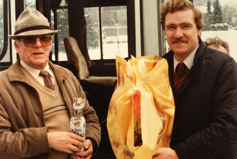 Alwin und Reinhard Bicker