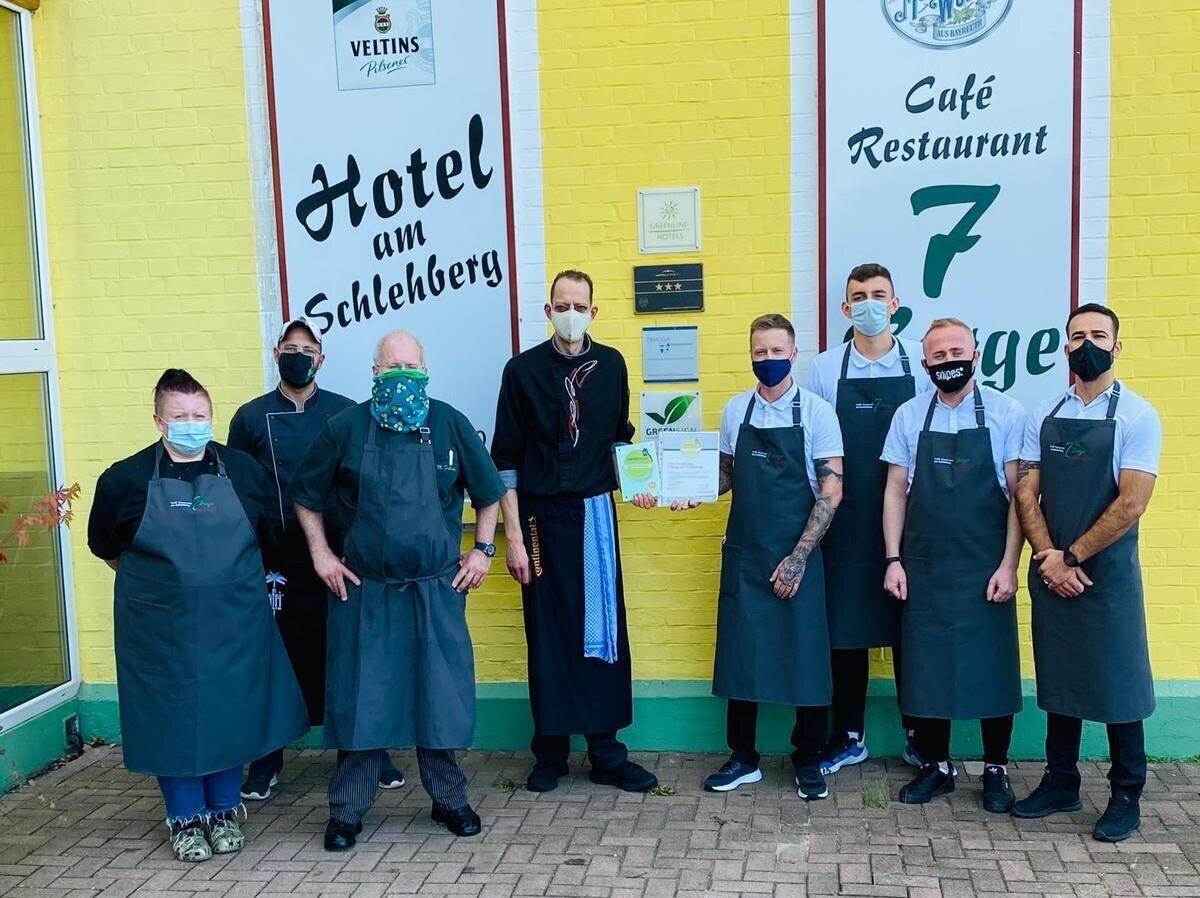 erster Qualitätsgastgeber Wanderbares Deutschland im Leinebergland