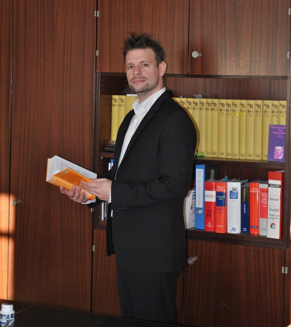 Rechtsanwalt Lott in Rastatt