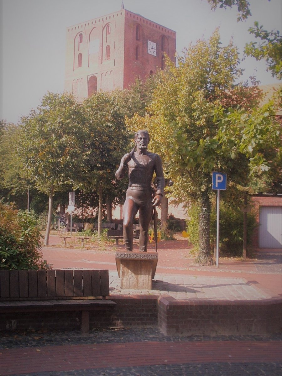 Marktplatz Marienhafe