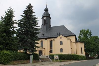 Christuskirche Oelsnitz