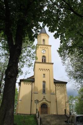Kirche Beutha