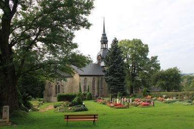 Kirche Erlbach