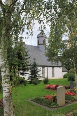 Kirche Leukersdorf