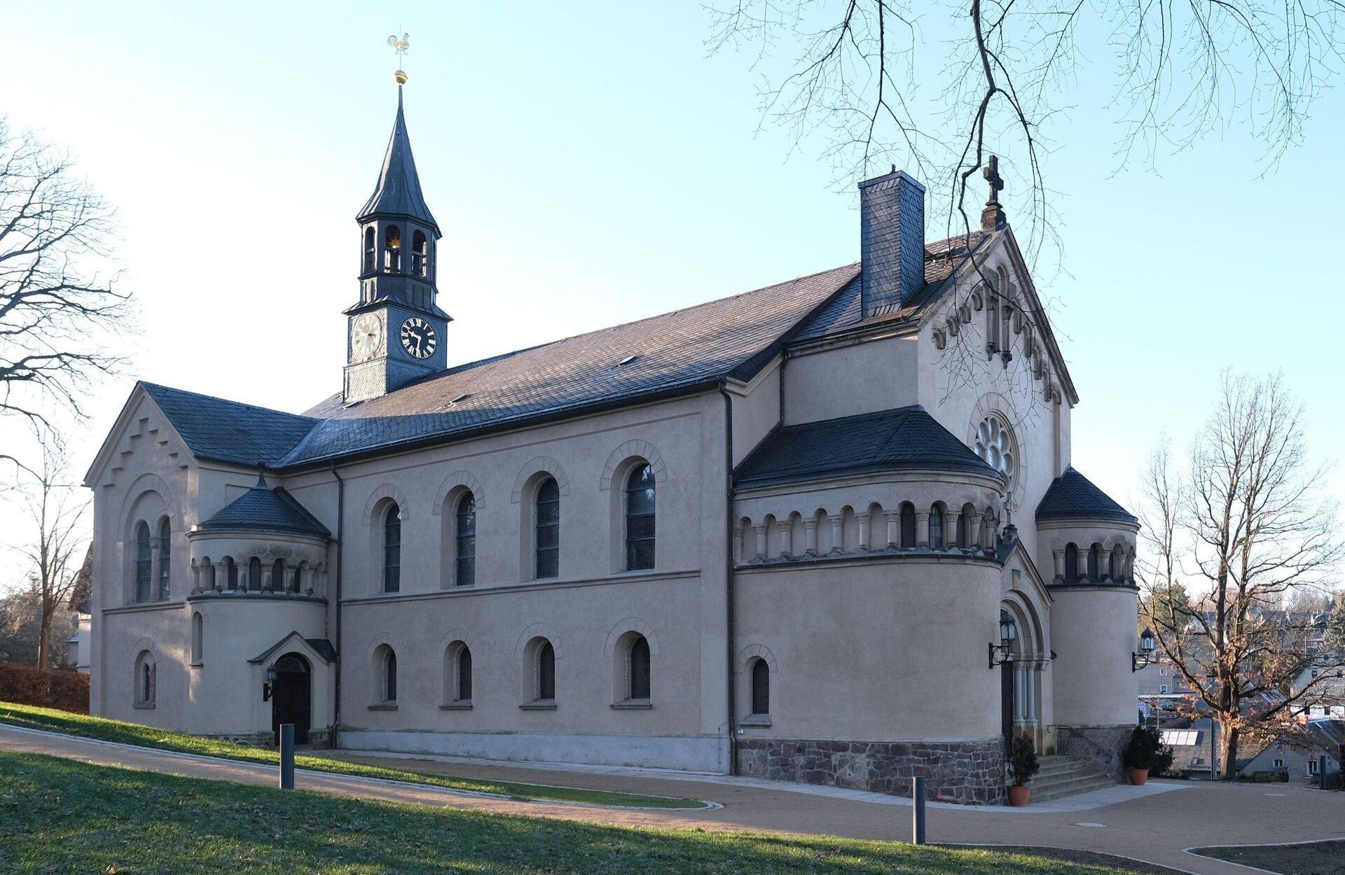 Kreuzkirche Lugau