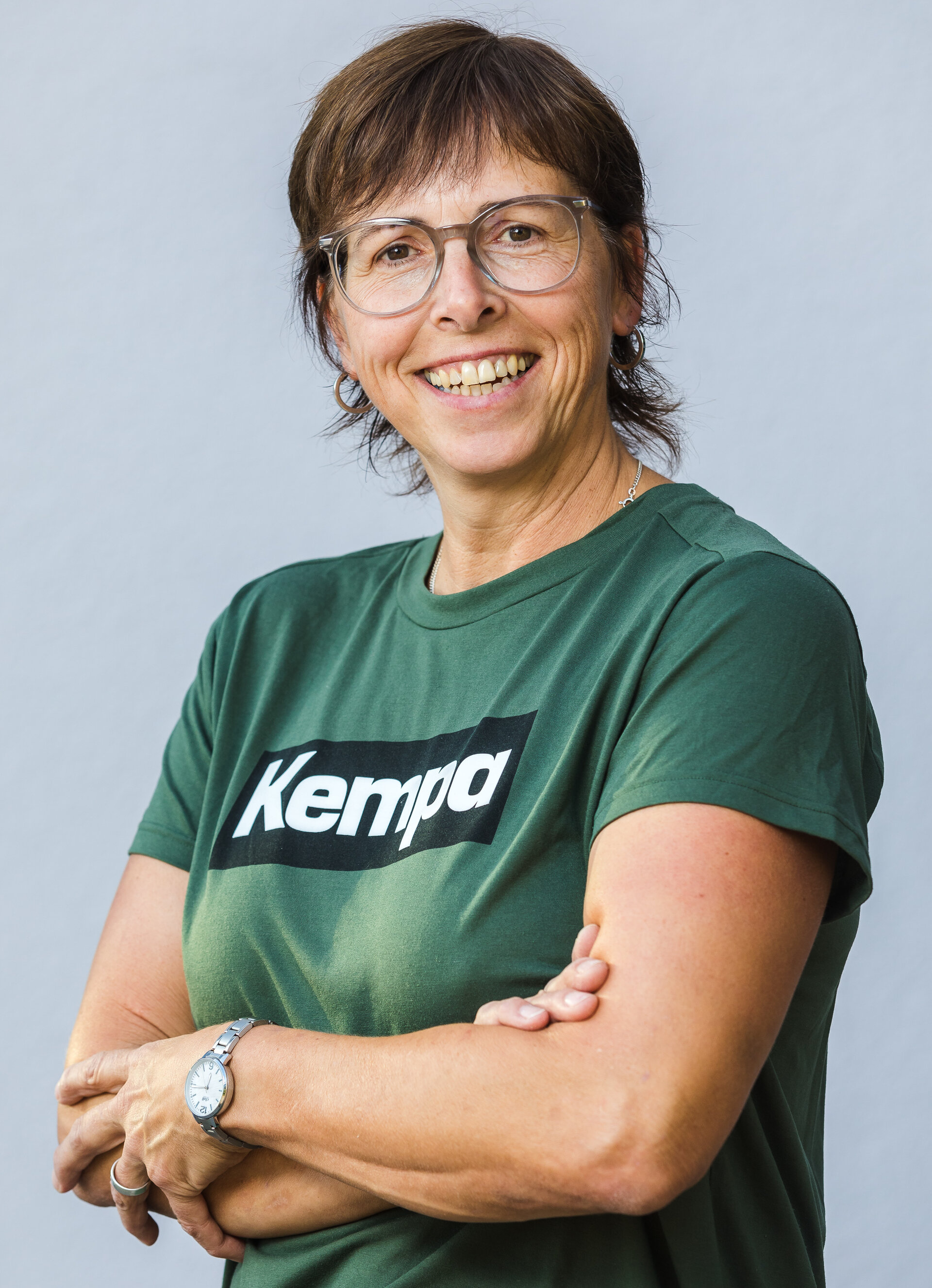 Abteilungsleiterin  Birgit Appel