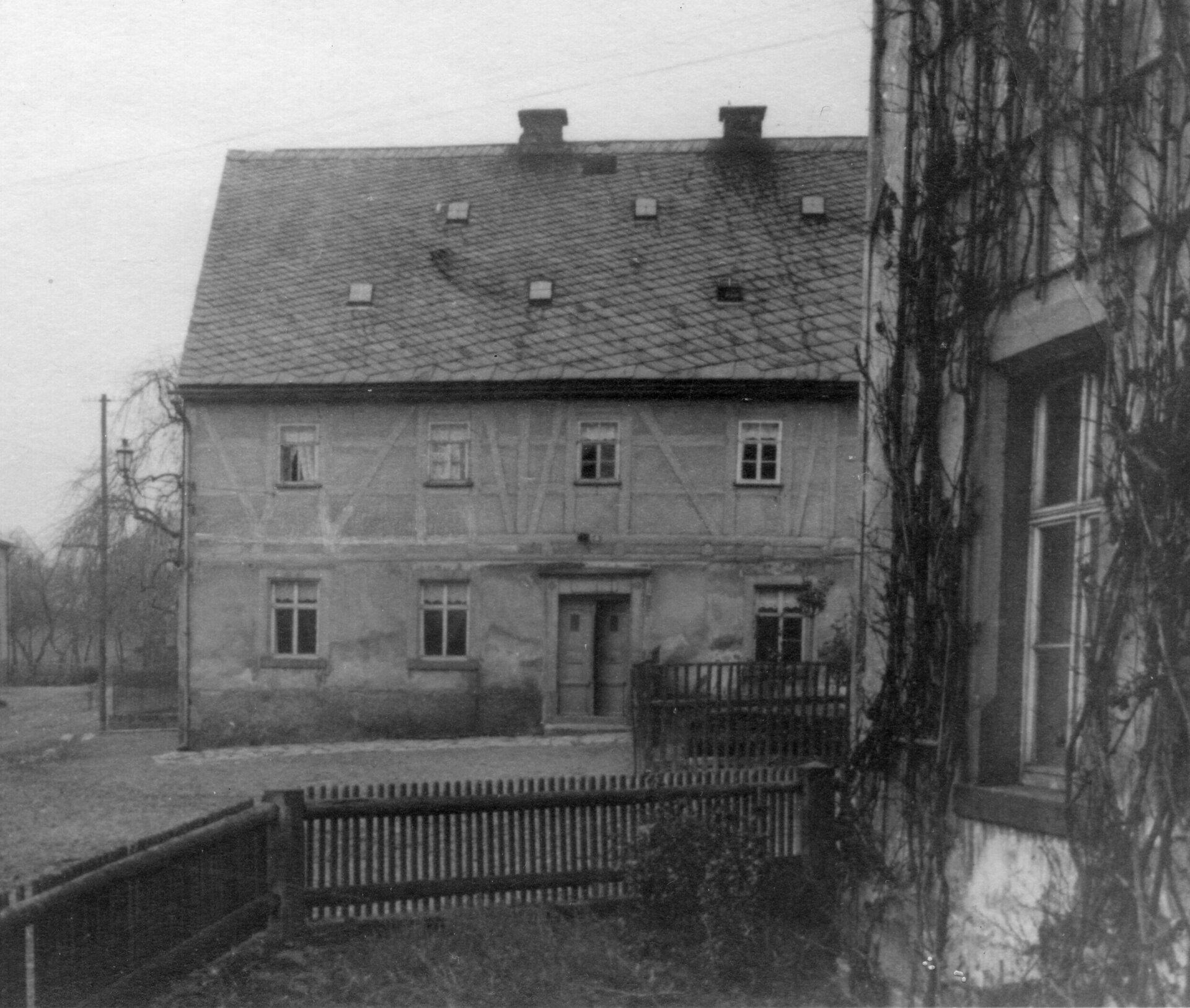 Schulgebäude 1827 - 1871