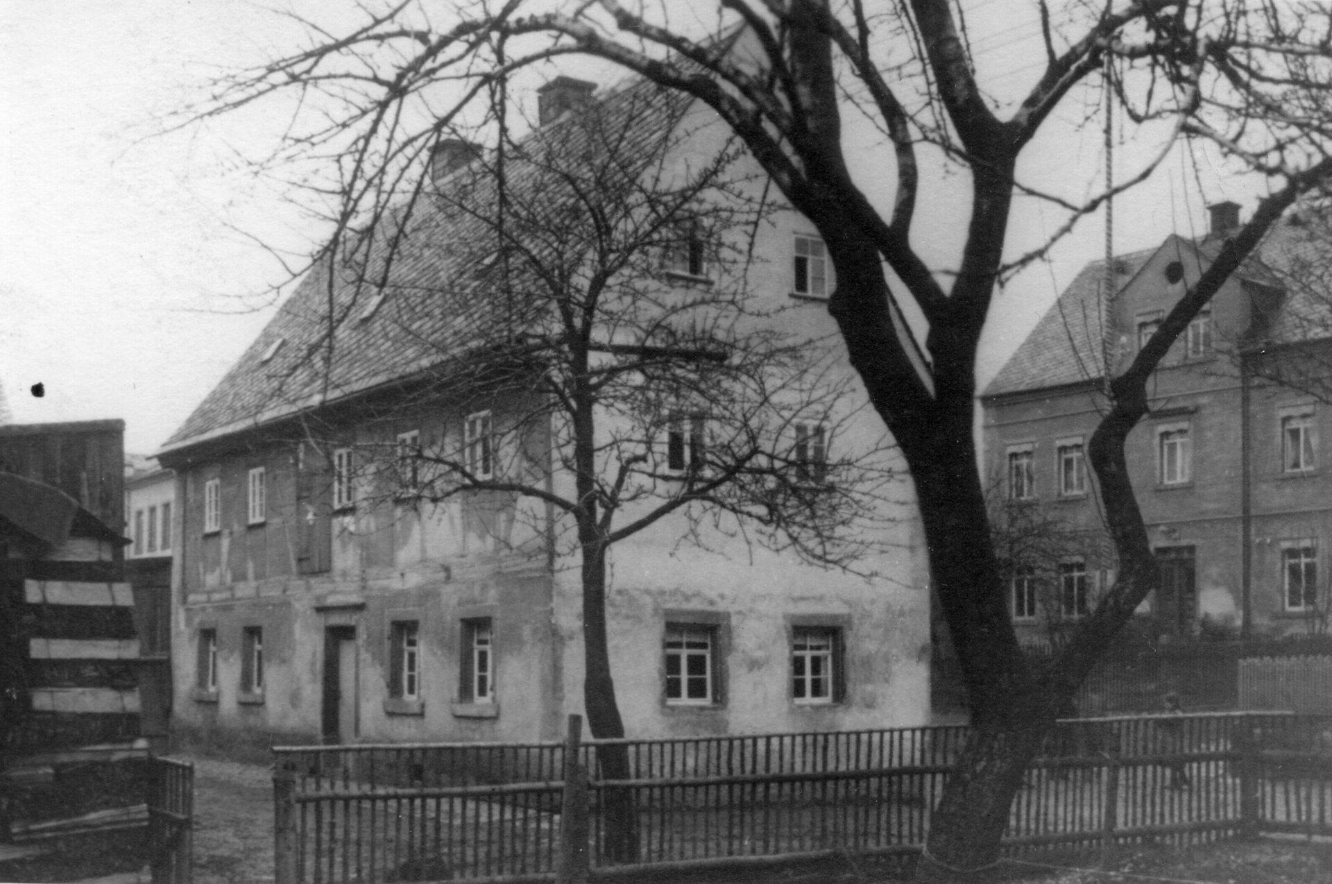 Schulgebäude 1750 - 1805