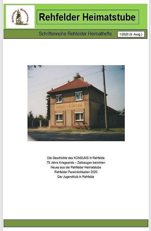 Heimatheft 1/2020