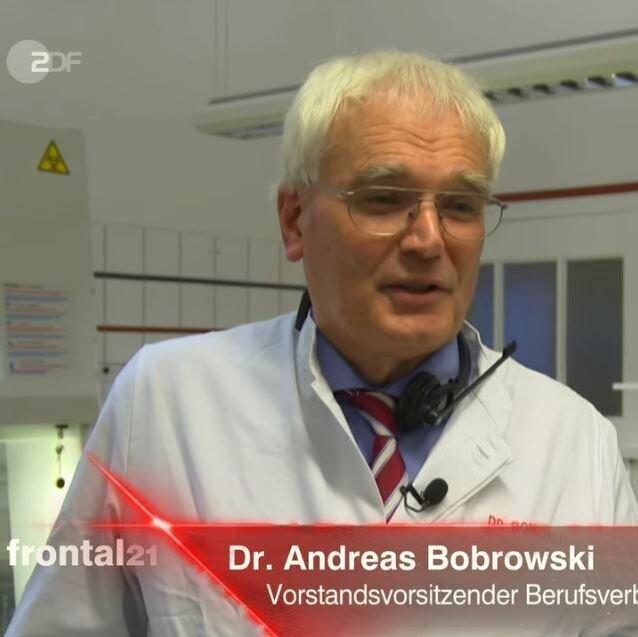 Beitrag ZDF Frontal 21