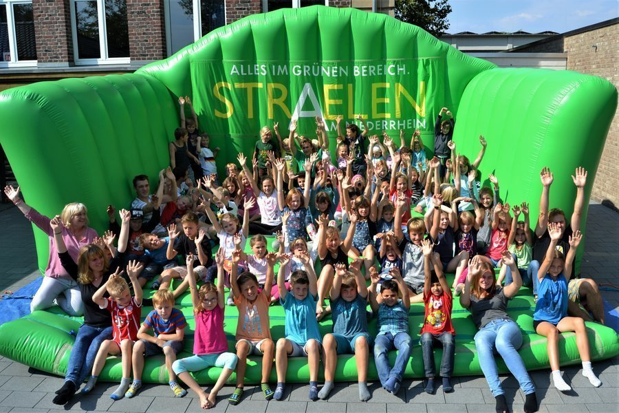 Sommerferien Kinderspaß