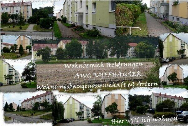 AWG Wohnbereich Heldrungen