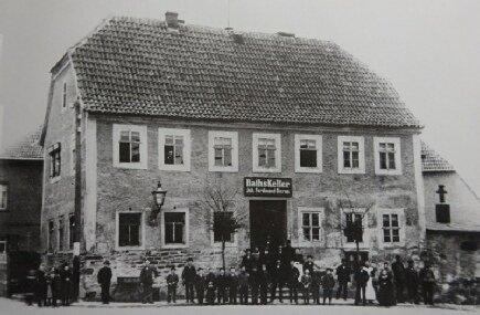 Altes Rathaus von 1565 bis 1900