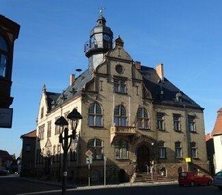 Neues Rathaus ab 1901